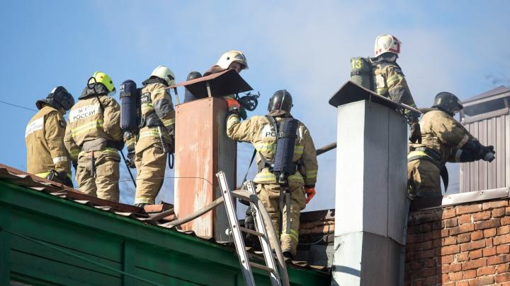 Каждый пятый ростовчанин уверен, что во двор его дома не проедет пожарная машина