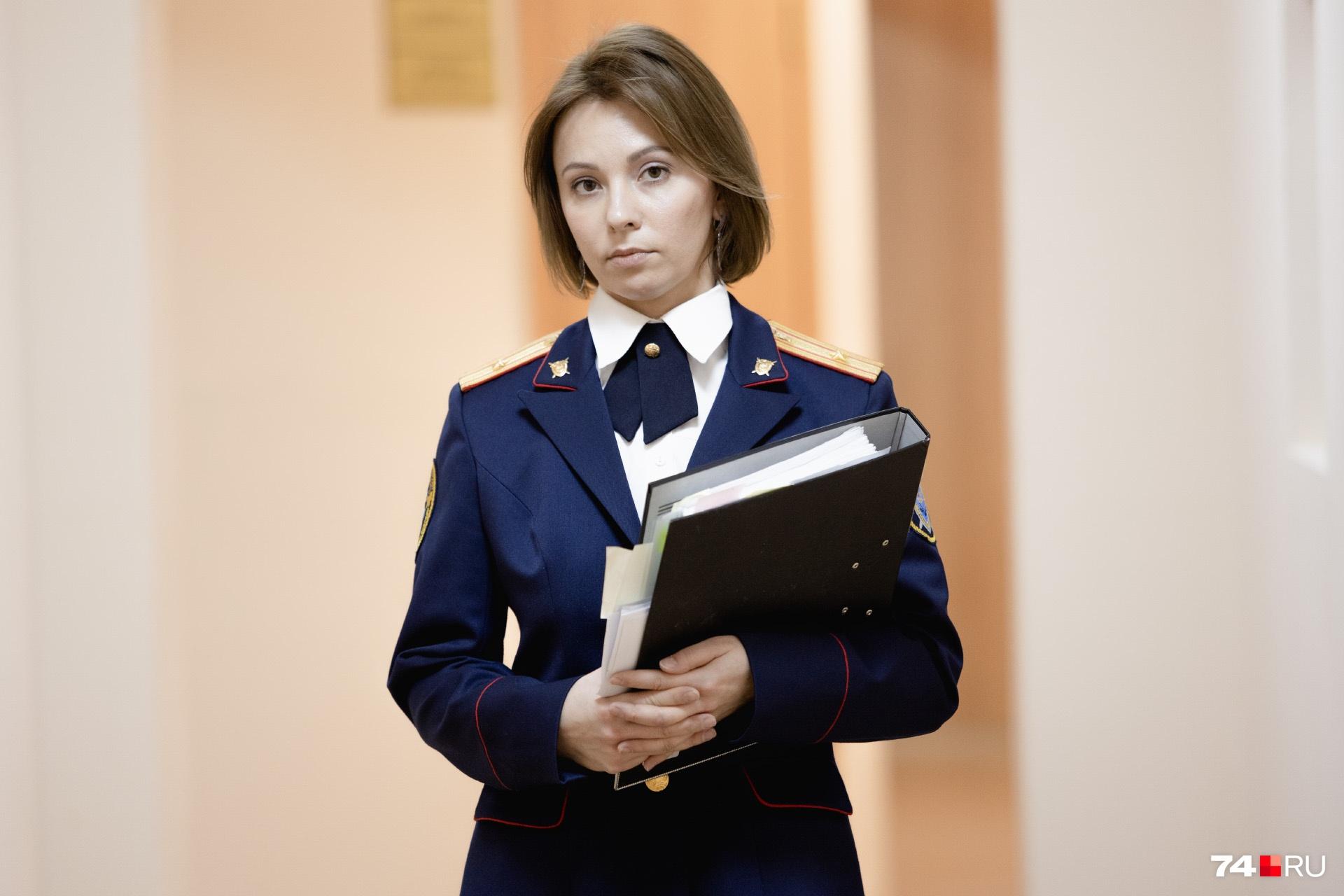 Ксения Михайлова говорит, что снять рабочее напряжение ей помогает спорт
