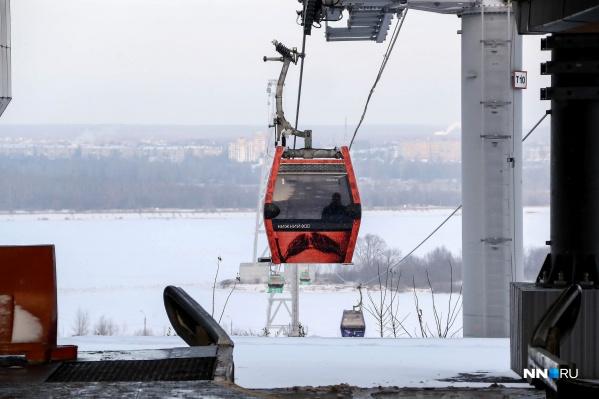 Глава Тутаевского района говорит, что канатная дорога будет аналогична той, что сейчас работает в Нижнем Новгороде