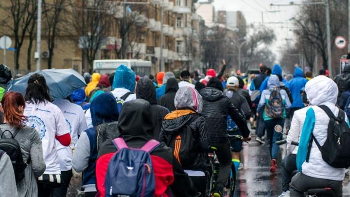 Из-за забега в Ростове на полдня перекроют центральные улицы