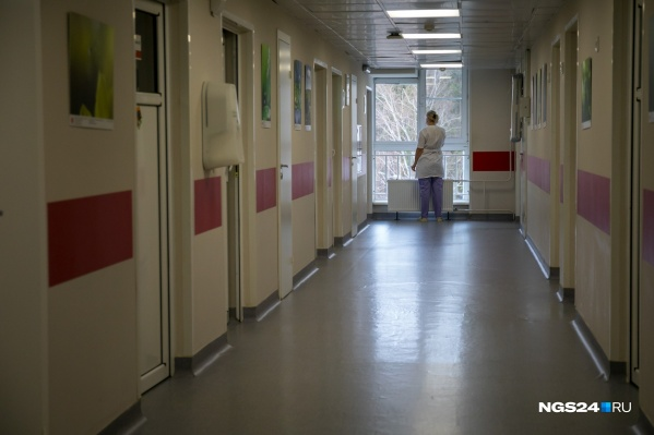 Мальчик умер в краевой детской больнице в январе прошлого года