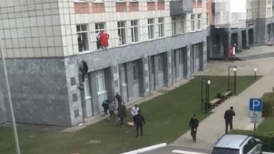«Прыгнуть из окна лучше, чем быть подстреленной»: студентка из Серова — о том, как спасалась от пермского стрелка