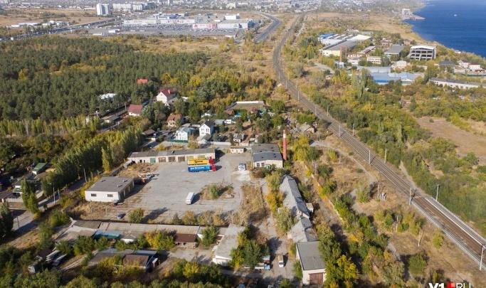 В Волгограде ищут подрядчика для строительства продолжения Первой продольной