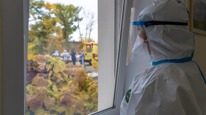 Стало известно, работники каких сфер чаще всего болеют COVID-19 в Самаре