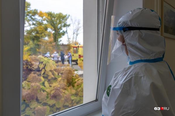 Медики в красной зоне с ужасом ждут наступления сезона ОРВИ