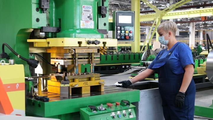 В Самарской области запустили крупнейший в России завод по производству дверей