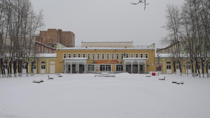 В Красноярске запланировали отремонтировать одну из старейших школ правобережья