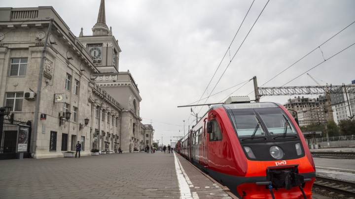 До спутника — всего за 28 минут: из Волгограда в Волжский запустят скоростную «Ласточку»