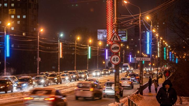 В челябинской мэрии назвали новые маршруты для транспорта на время ремонта Ленинградского моста