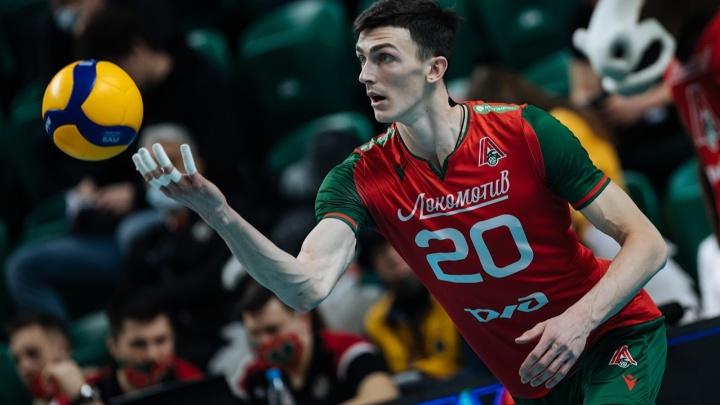 Новосибирский спортсмен попал в итоговый состав олимпийской сборной по волейболу