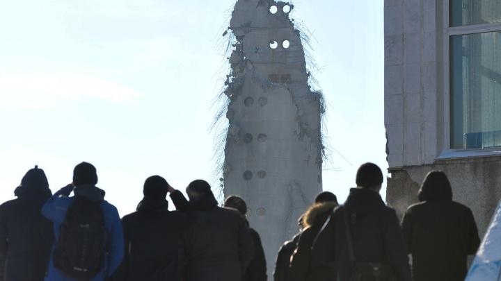 Исчезнувший Екатеринбург. Восстанавливаем исторические здания, которые снесли в городе за 20 лет