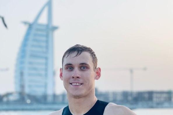 Илья Прасолов в Дубае