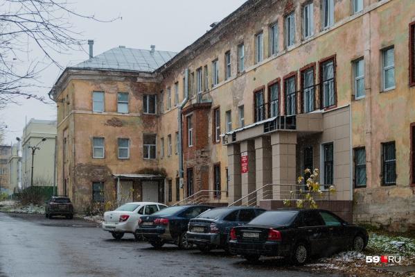 На территории больницы Тверье появится новый корпус
