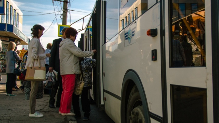 В Самаре изменили 16 автобусных маршрутов