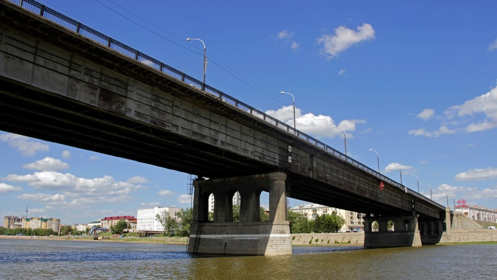 В Омске за два года планируют отремонтировать три моста