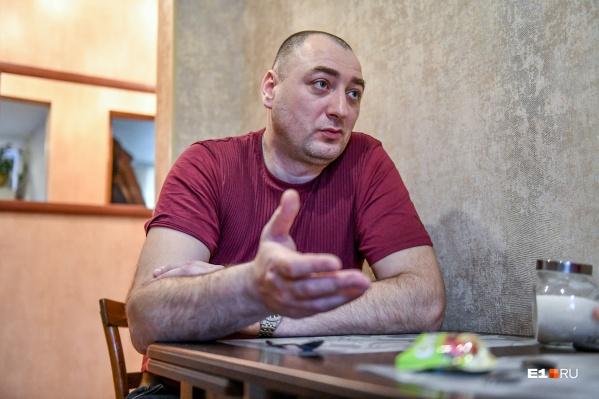 Александр Иванов уверен, что увольнение связано с его деятельностью