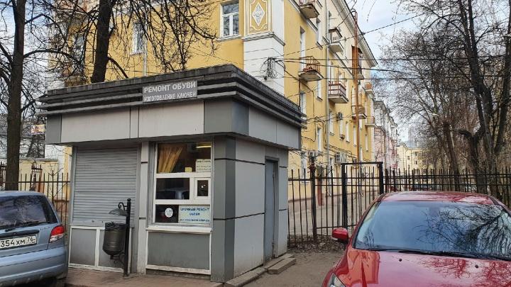 Мэрия Ярославля вернет ларьки к жилым домам