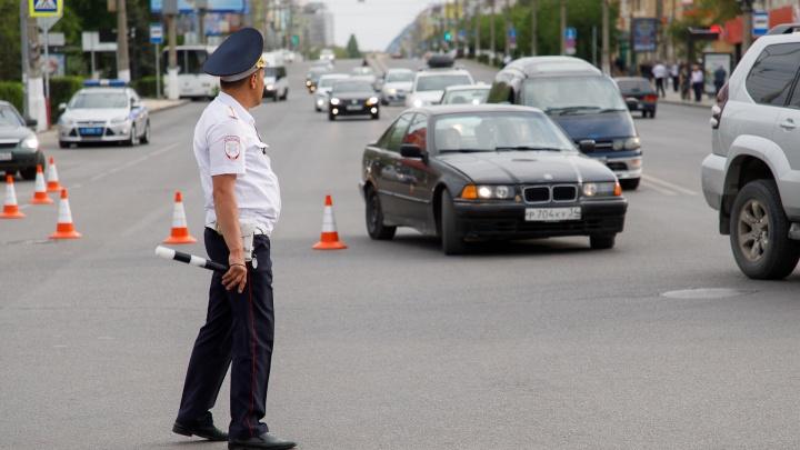 В Волгограде 9 мая могут перекрыть проспект Ленина
