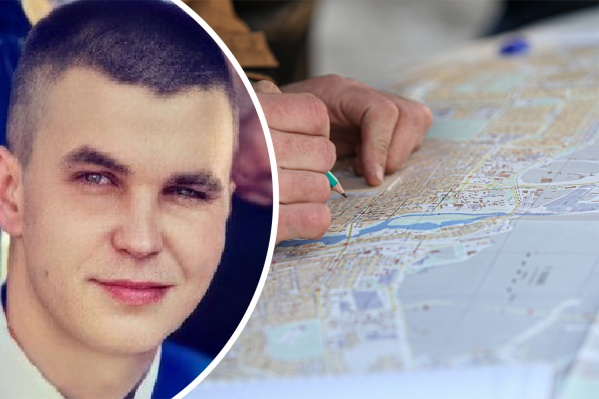 Молодого человека ищут волонтеры и спасатели