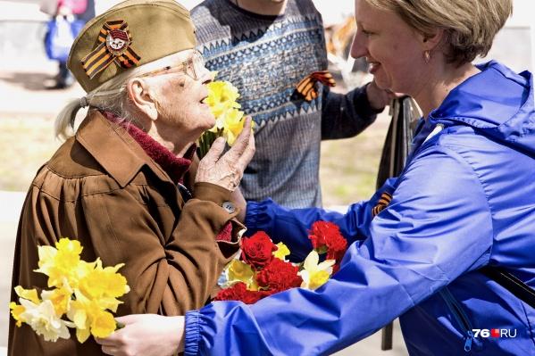 Ветеранов в День Победы соберут на Советской площади в Ярославле