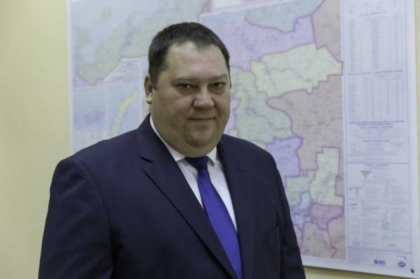 Эдуард Болтенков руководил департаментом муниципального имущества с 2019 года