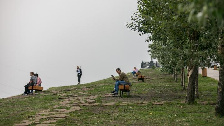 К Красноярску идет смог от пожаров в Якутии: публикуем два прогноза