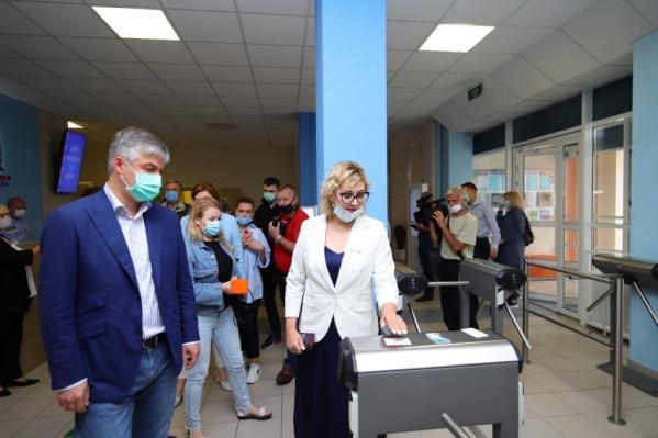 Ранее в Ростове планировали привлечь военизированную охрану для школ