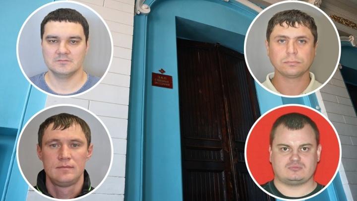 В Самаре частично оправдали предполагаемых членов банды Неверова