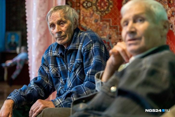 Илья Корнеенко и Николай Шудров — старые друзья