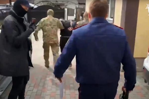 Главу радикалов — гражданина Украины Егора Краснова — задержали в Краснодаре