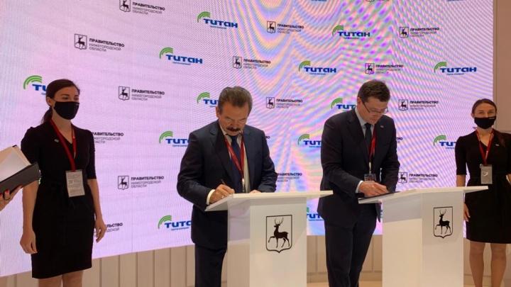 В Дзержинске запустят новое химическое производство. Его позиционируют как импортозамещающее