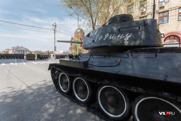 По данным социального опроса, Волгоград оказался на втором месте в рейтинге самых патриотичных городов