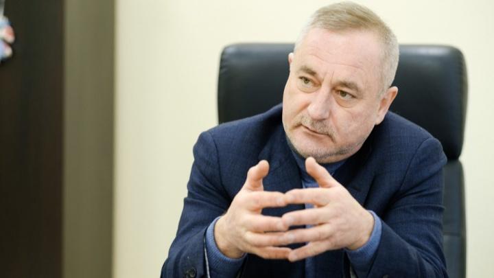 Анатолий Дашкевич покинул должность замглавы администрации Перми