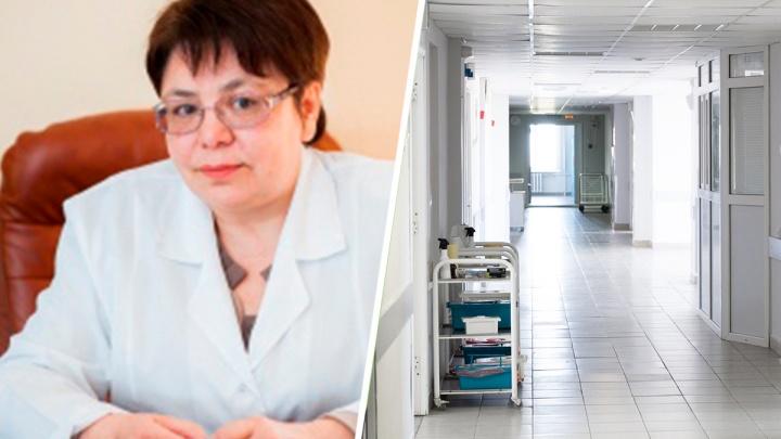 Главврач ЦГБ Батайска уволится 1 июля. Она заявила, что больнице нужен молодой руководитель