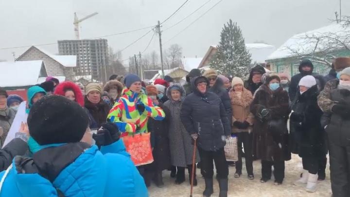 «Нас выдавят»: на Перекопе планируют снести жилые дома под застройку. Люди бунтуют