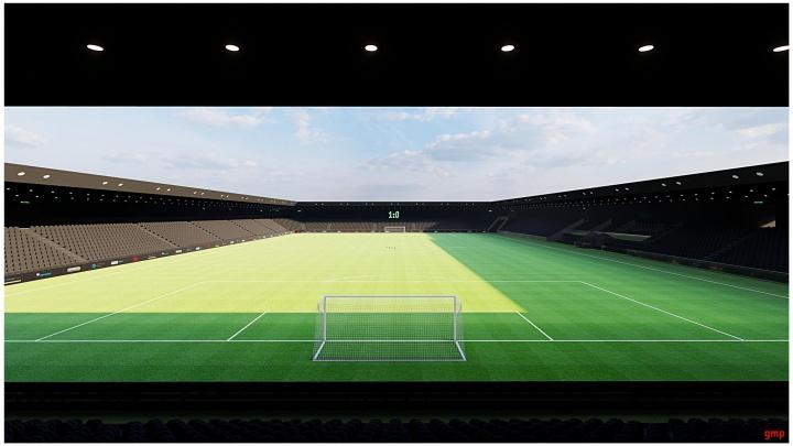 «Он будет как айфон». Архитектор показал фото и рассказал, каким будет новый стадион Галицкого