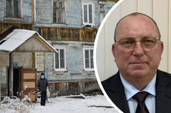 Владислав Шевцов сказал, что если в отношении «управляйки» будет судебное решение, то ее не допустят до участия в новых конкурсах