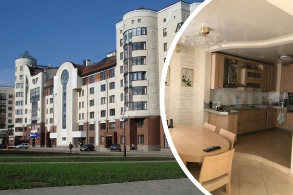 Такое жилье обойдется покупателю в десятки миллионов рублей