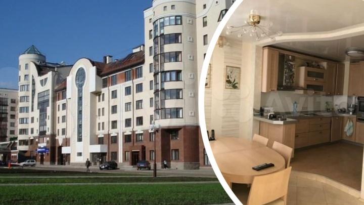 Зимний сад на крыше и джакузи: посмотрите на квартиры за 30 млн рублей в Уфе