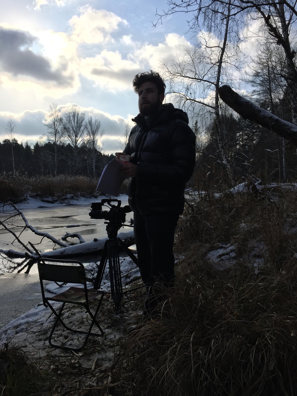 Михаил Сабуров снимал свою короткометражку в Сысерти