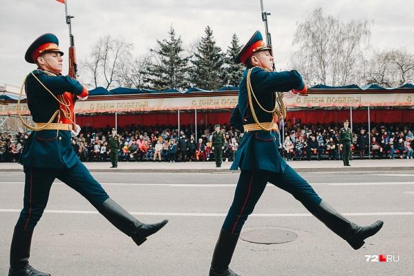 В этом году планируются все официальные мероприятия в честь Дня Победы, в прошлом их отменили из-за пандемии коронавируса