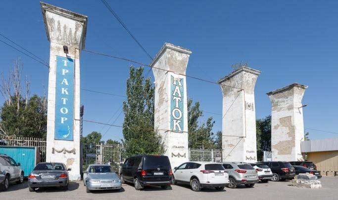 В Волгограде готовят к сносу трибуны стадиона «Трактор»