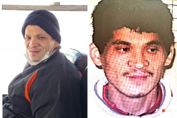 29-летнийДамиль Таиров нашелся в Екатеринбурге на железнодорожном вокзале, но затем снова пропал