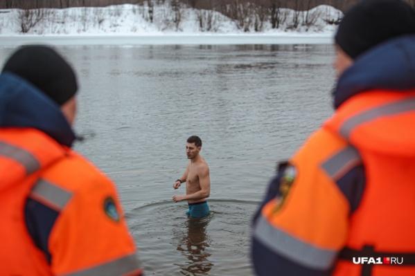 За ЧП на воде в прошлом году волноваться не стоило — на берегу дежурили спасатели