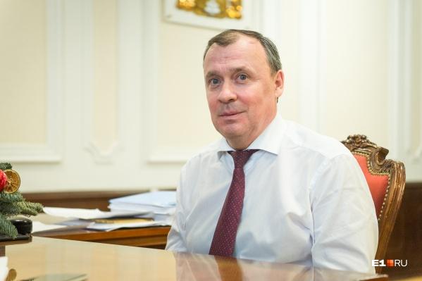 Глава Екатеринбурга Алексей Орлов разработал новую структуру мэрии