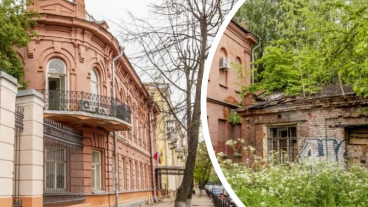 Снаружи — помпезно, а во дворах — курицы: как выглядит с изнанки Советская улица в Ярославле