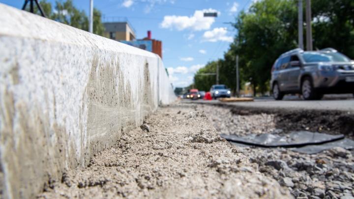 Утомленные ремонтом: как уфимцы привыкают к разбитому бульвару Ибрагимова. Видео