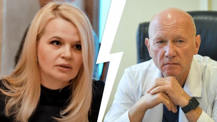 Чем пыталась прославиться юрист, обвинившая в уголовных преступлениях главврача из Екатеринбурга. Досье