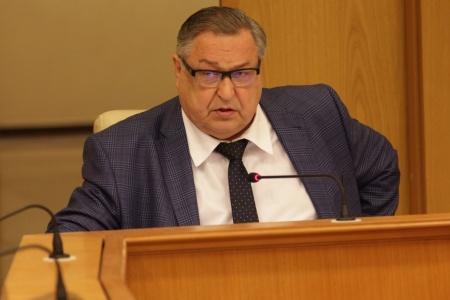 Владимир Терешков был областным депутатом несколько лет подряд