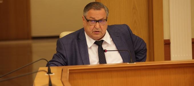 Скончался депутат свердловского Законодательного собрания Владимир Терешков